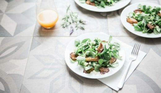 マーシュ(Mâche)という野菜をご存知ですか?
